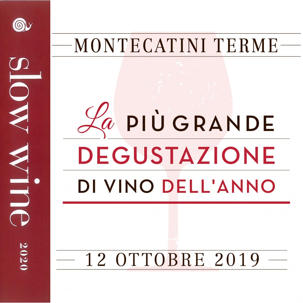 Calendario Persiano 2020.Slow Wine 2020 Montecatini Fisar