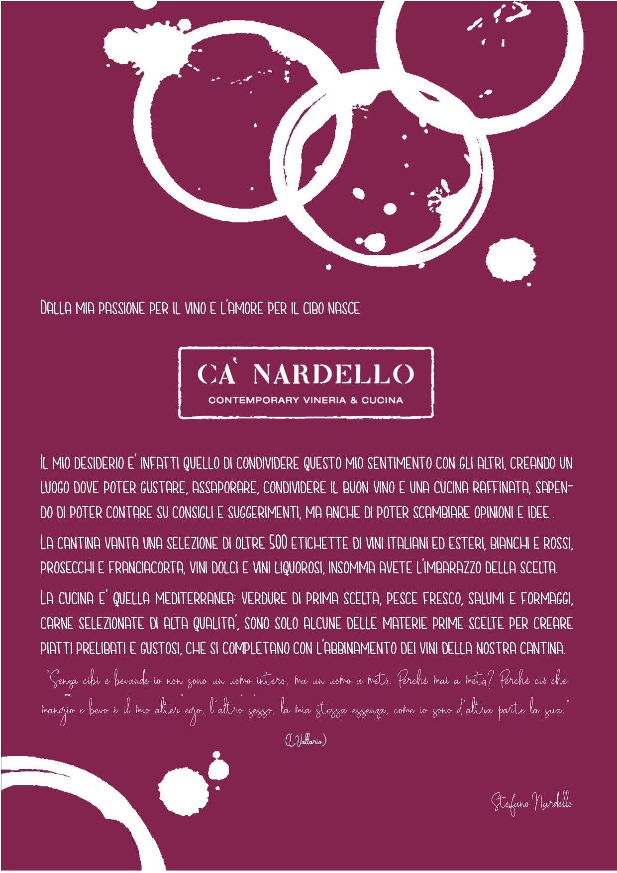 FISAR Ca'Nardello